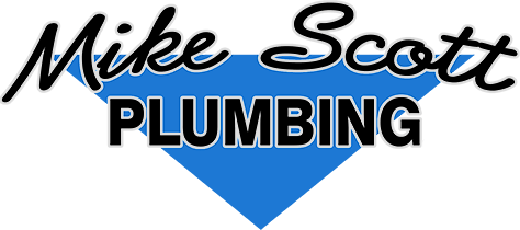 Mike Scott Plumbing Logo