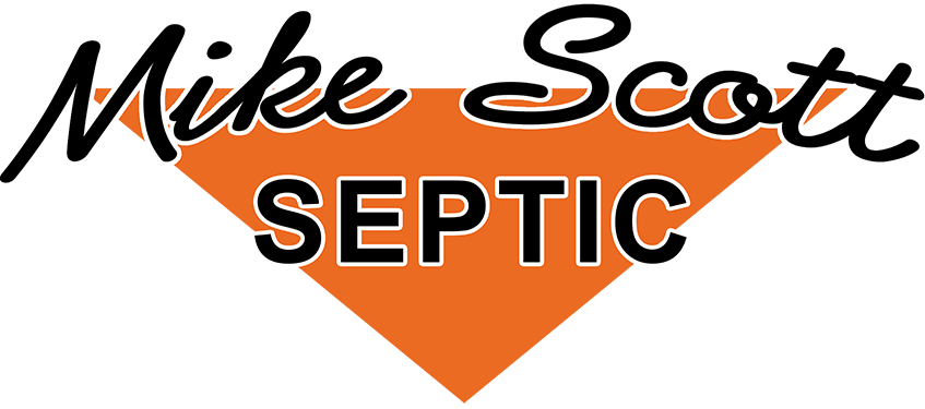 Mike Scott Septic Logo