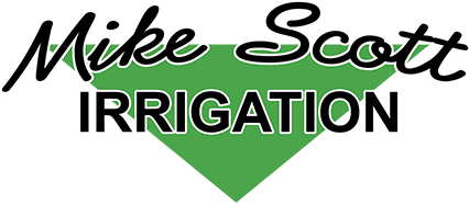 Mike Scott Irrigation Logo